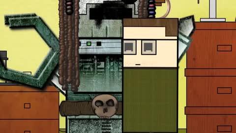 Robot Bart der Pirat (Folge 2) - Destructo Box