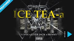 Kopix feat. Liter Jack - Ice Tea-a-(beat by Henny)
