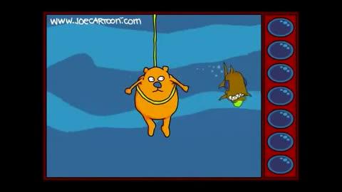 Joe Fish - Joe Cartoon