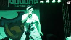 VanSan & Freakcello @ Nature All Hip Hop (18.07.15) pt.1