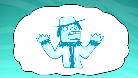 Joe Twoshacks - White Rabbit - Joe Cartoon