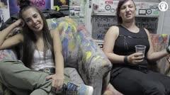 Yoko и Akasha (6) за ONYX и духането