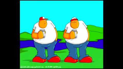 JimBob Outdoors - Joe Cartoon