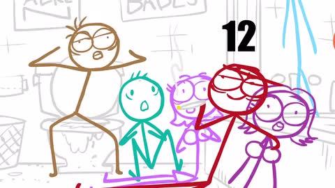 Erstsemester-Neuling 15 (Folge 36) - Dick Figures