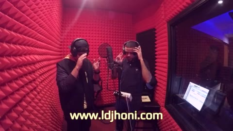 Back in the Studio - LD and Jhoni
