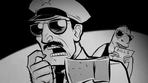 Axe Cop - The Beginning (Episode 3) - Rug Burn