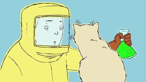 Strahlung (Folge 1) - Cat Slap