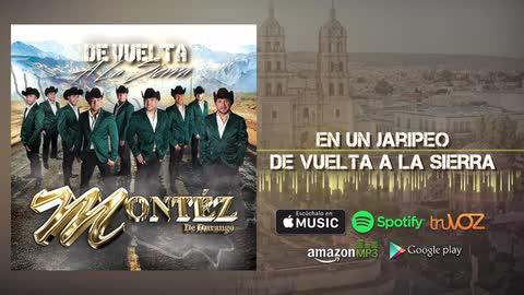 Montez De Durango - En un Jaripeo (Nuevo Álbum) - Montez De Durango