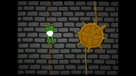 Froggy Fun Wheel - Joe Cartoon