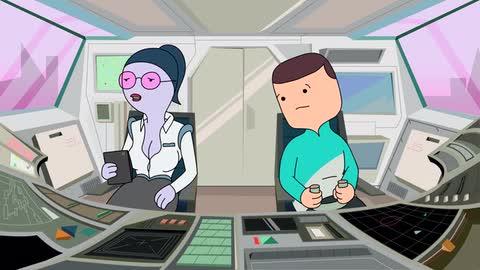 Lizenz zum Stechen (Folge 5) - Deep Space 69