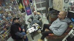 Жлъч и Гена хвърлят сенки в студиото на ЙоМРУК (1/2)