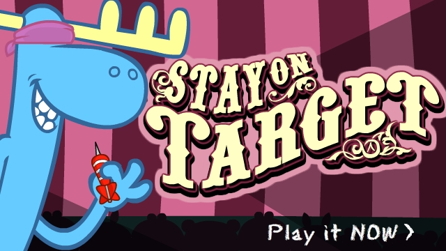 Stay On Target - Happy Tree Friends