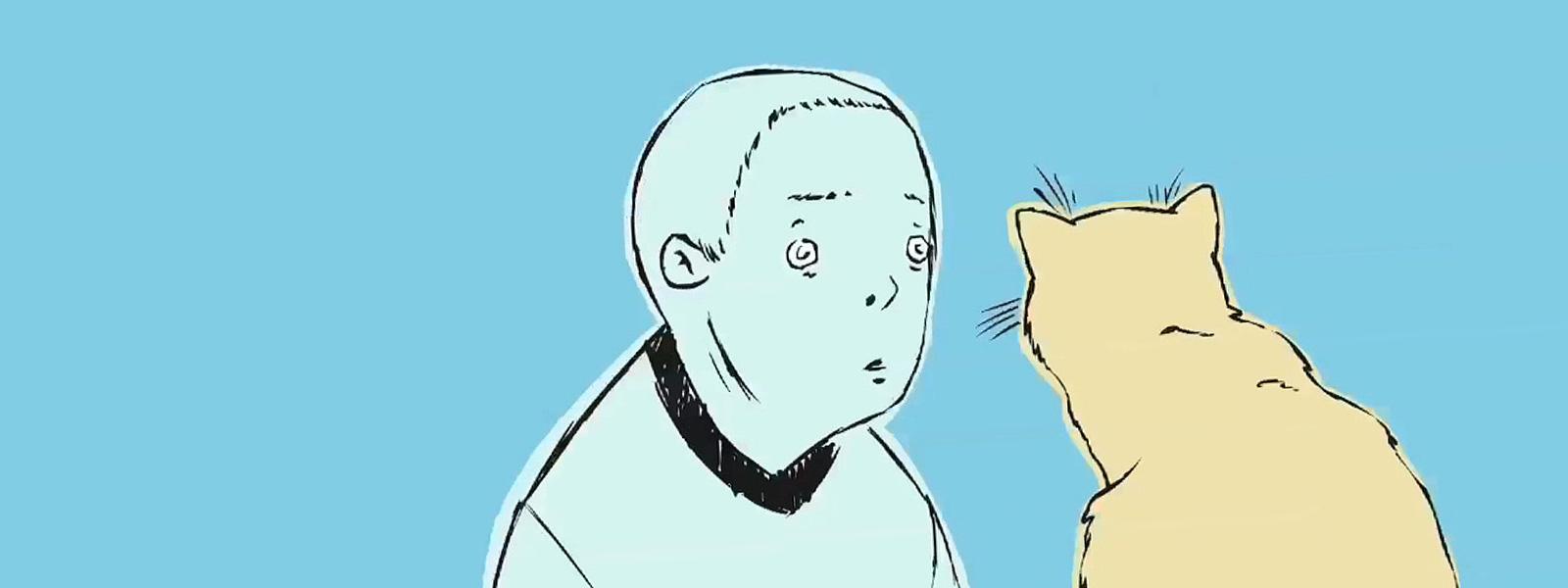 Cat Slap Channel Cover
