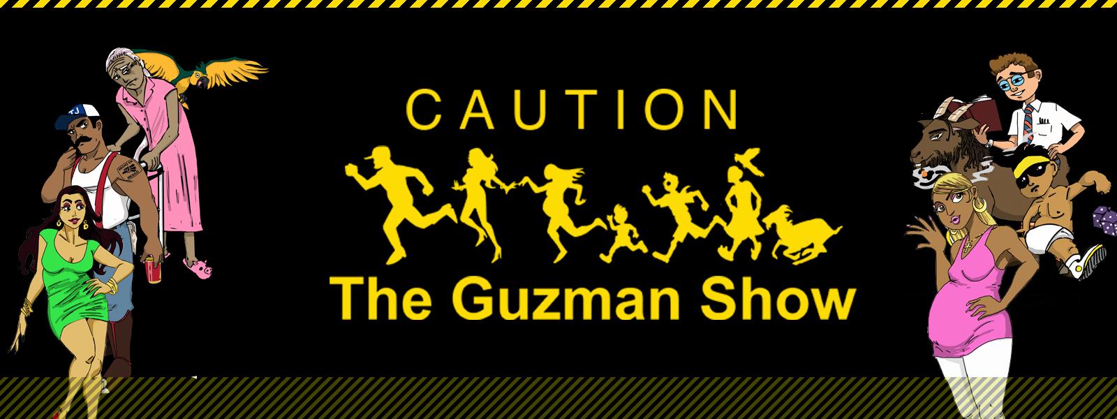 The Guzman Show Channel Cover