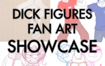 Dick Figures Fan-art Showcase!