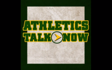 Athletics Talk Now: Adam Olsen and ..