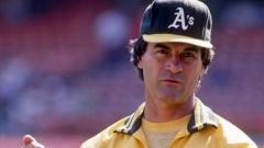 Tony La Russa Belongs Among A's Legends