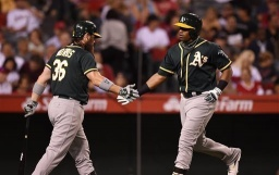 Despite Early Setbacks, A's Storm Out of the Gate