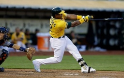 Red-Hot A's Hammer Astros