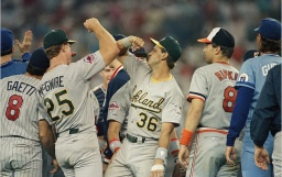 Remembering the Swagger of the 1988 A's