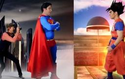 Epic Rap Battles of History Season 3: Goku vs Superman