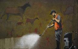 Banksy организира събитието на десетилетието ...