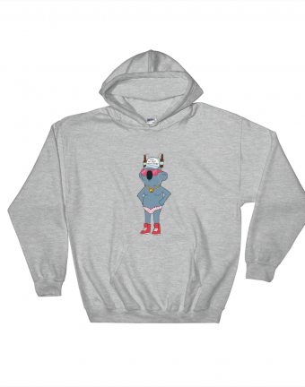Deep Space 69 Sweatshirt - Koalafications