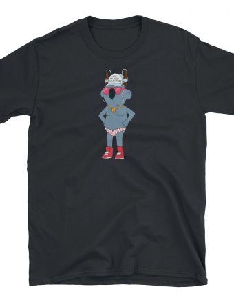 Deep Space 69 - Koalafication T-shirt