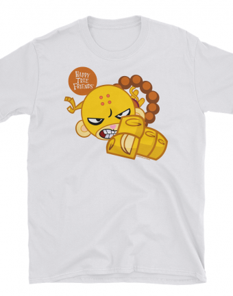 Happy Tree Friends - B Monkey Fist T-shirt