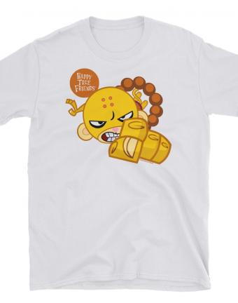 Happy Tree Friends - B Monkey Fist T-shirt