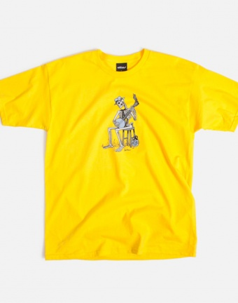 Atlas  + Todd Francis Tee Yellow