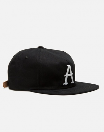 Atlas Ruth Polo Hat - Black