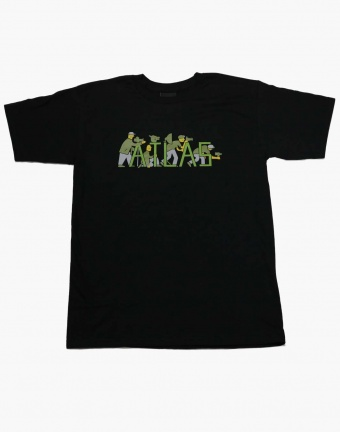 Atlas Rand Tee - Black