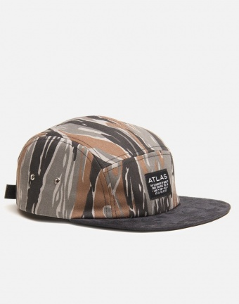 Atlas Standard Suede Camo Hat