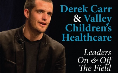 Derek Carr & Valley Children He..