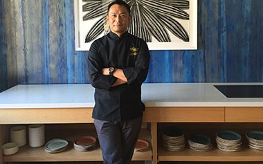 Meet Anthony Hsia Executive Chef, F..