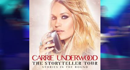 Carrie Underwood The Storyteller To..