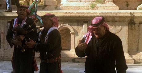 Israel & Jordan, Experience of ..