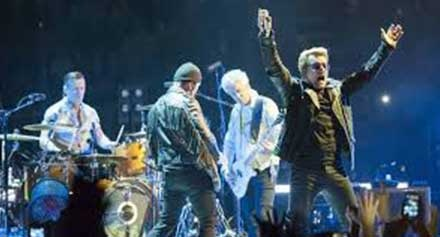 U2 Rocks 50,000 at Levi's Stadium!