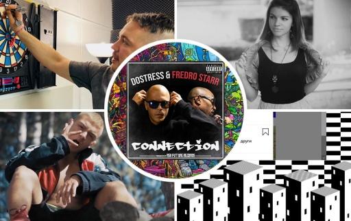 Imera x Taxoma / DosTress x Fredro Starr / Ghetto Sista / Paraplanner / Т.H.A. Buchkata / Yulkata x Belmonte