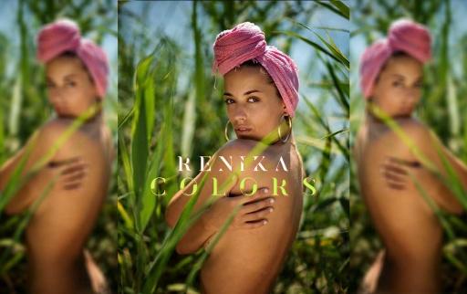 RENIKA е готова с албумът си Colors