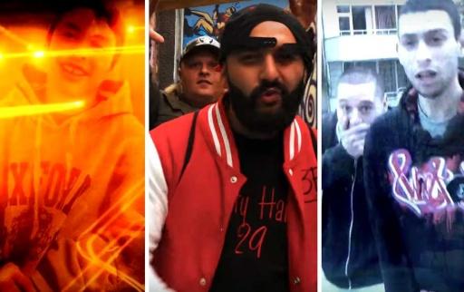 Сноп: BFK / Vankata / Verko Avera x Rap On
