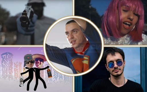 ГРИГОВОР x Leena / NASTIE / Mladenski / ZALOSTEN / SoLId P & DannyL