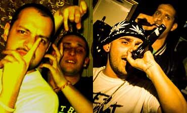 Tr1ckmusic feat. FOX, Sla-V, Hoodini & Криминал – Old School