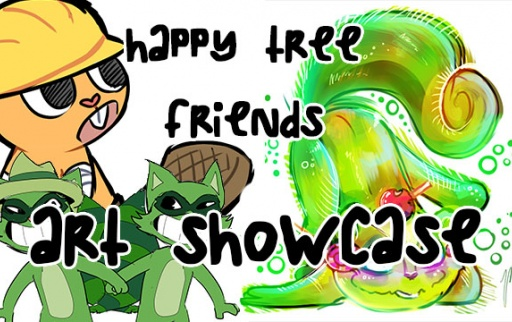 Happy_Tree_Friends_Fanart_Showcase