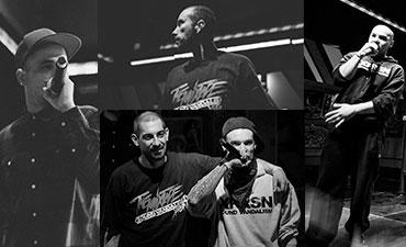 Tr1ckmusic feat. Fogg, 4PK, NRV, Черноглед & MD Beddah - XPRSN Трикове