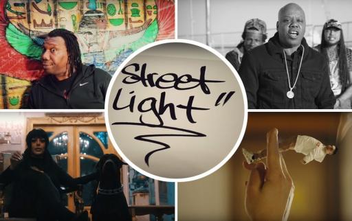 KRS-One: Street Light (The Movie) / Token / Lady XO / Too $hort x Reg Black