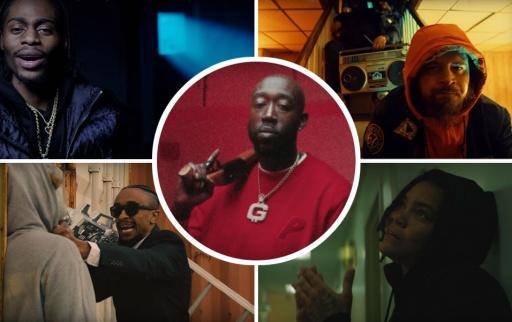 Freddie Gibbs / Vinnie Paz / K.A.A.N. x Dax / Russ Millions x Tion Wayne / Young M.A