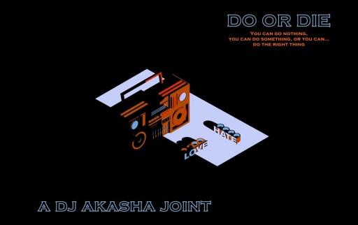 DJ Akasha черпи с жежки микстейп