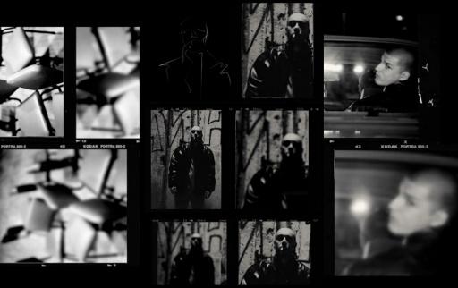 SFONK пусна част от Терапия-та - Нощни изстрели / падение